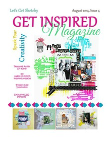 Get Inspired: August issue 4