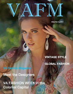 VA Fashion Magazine Winter 2013/Spring 2014