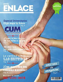 Revista Enlace - Agosto 2012