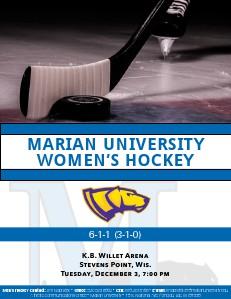 Women's Hockey Game Notes Vol. V