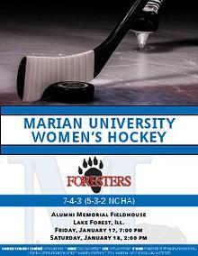 Women's Hockey Game Notes