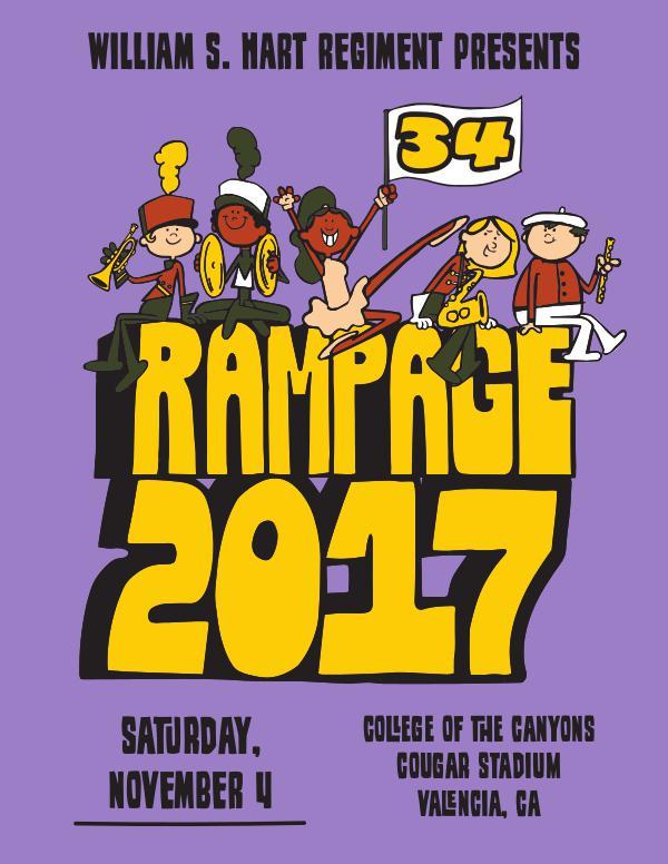 Rampage Program November 2017