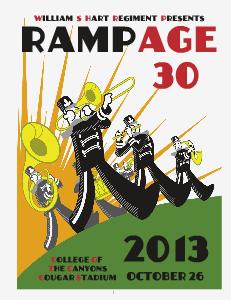 Rampage Program October 2013