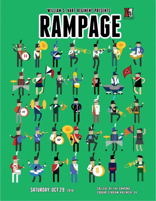 Rampage Program October 2016
