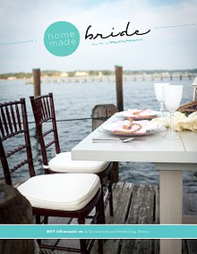 Homemade Bride Magazine