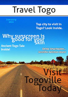 Travel Today: Togo