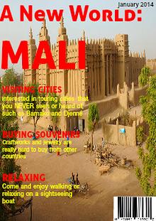 A New World: Mali