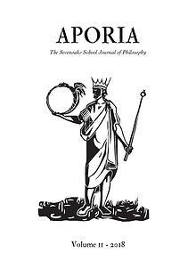 The Sevenoaks School Journal of Philosophy - Volume Two