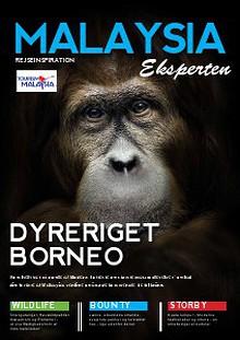 Borneo & Malaysia Inspirationskatalog 2014