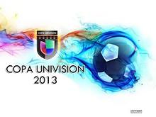 COPA UNIVISION 2013