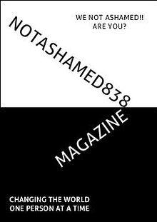 NotAshamed838 Magazine