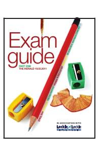 19thJan Exam Guides 2011