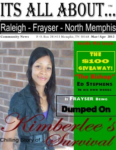 Raleigh-Frayser-North Memphis News Mar-Apr