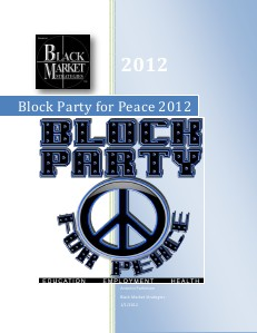 Block Party for Peace 2012 Info Package