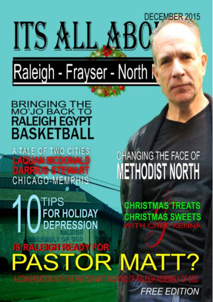 Its All About Raleigh - Frayser - North Memphis December 2015 December 2015