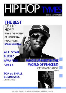 Hip Hop Tymes Volume 8