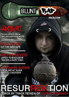 Blunt Rap Magazine