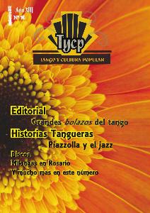Tango y Cultura Popular N° 140 Sep. 2012