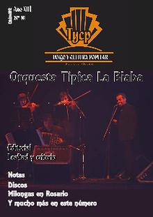 Tango y Cultura Popular Nº 141
