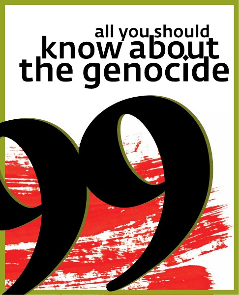 99 - all you should know about the Genocide April, 2014