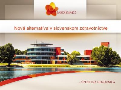 Medissimo prezentácia januar 2012