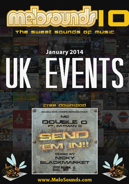 MeloSounds Music Magazine January 2014 UK Edition