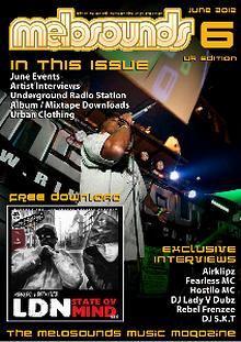 MeloSounds Music Magazine