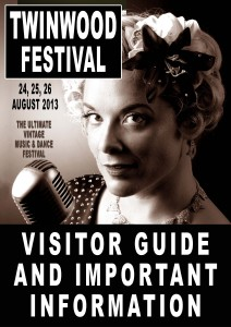 Twinwood Festival 2013 Visitor Guide 24th 25th 26th August 2013