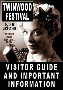 Twinwood Festival 2013 Visitor Guide