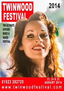 TWINWOOD FESTIVAL 2014 August 2014