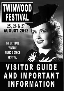 TWINWOOD FESTIVAL 2012 VISITOR INFORMATION ()