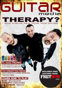Guitar Media Magazine  () Guitar Media - March 2012