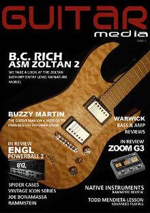 Guitar Media Magazine  ()