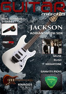 Guitar Media Issue 6