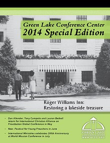 Green Lake Conference Center 2014 Special Edition