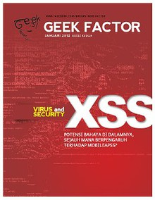 Geek Factor Magezine