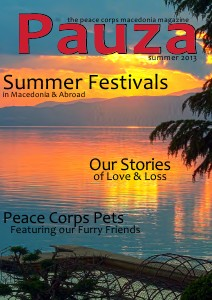 Pauza Magazine Summer 2013