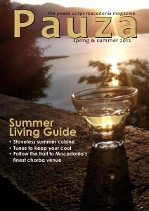 Pauza Magazine Spring & Summer 2012