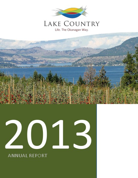 Annual Reports Annual Report 2013