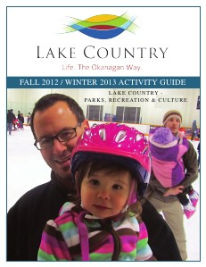 Fall/Winter Activity Guide
