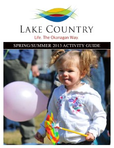 Activity Guides Spring / Summer 2013 Activity Guide