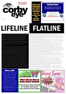 The Corby Eye Aug. 2012