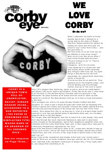 The Corby Eye Weekly