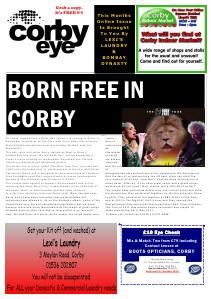 The Corby Eye Weekly Eye
