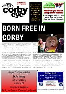 The Corby Eye