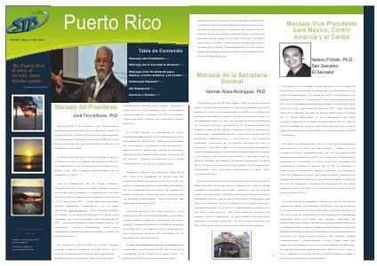 SIP Puerto Rico - Boletín: Marzo 2012