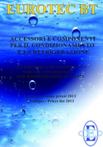 Professional Equipment and Accessories for air conditioning and hvac systems Catalogue 2013