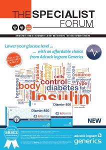 The Specialist Forum Volume 13 No 11 November 2013