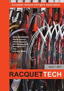 RacquetTech Issue 1 - 2017