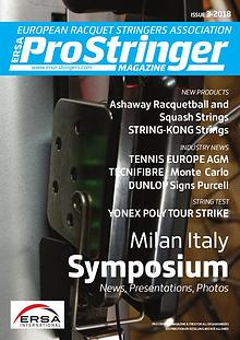ERSA Pro Stringer Issue 3 - 2018